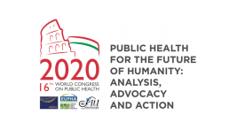 COVID-19 abstracts submission for the 16th World Congress on Public Health