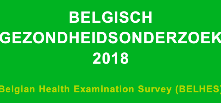 The Belgian health examination survey: objectives, design and methods