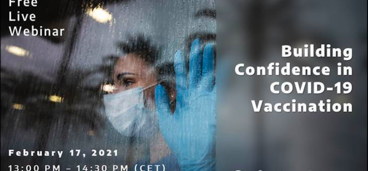 Building Confidence in COVID-19 Vaccination