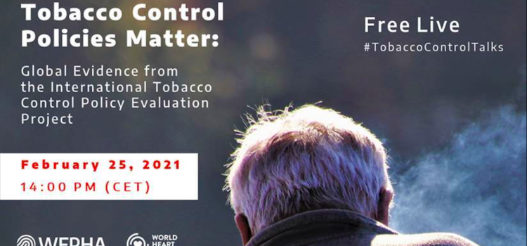 Tobacco Control Talks: Tobacco Control Policies Matter: Global Evidence from the International Tobacco Control Policy Evaluation Project (The ITC Project)